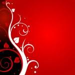 Valentine návrhu karta — Stock fotografie