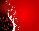 Valentine design card — Stock Photo