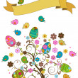 Easter tree — Stock Photo #2361445