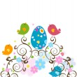 Easter tree — Stock Photo #2361460