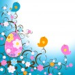 Easter design — Stock Photo