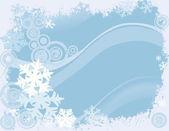 Winter ontwerp — Stockfoto