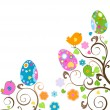 Easter tree — Stock Vector #2534245