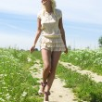 Summer walking — Stock Photo #1616728