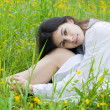 Summer relaxation — Stock Photo