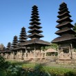 Bali temple - Stock Photo