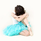 Ballerina — Stock Photo