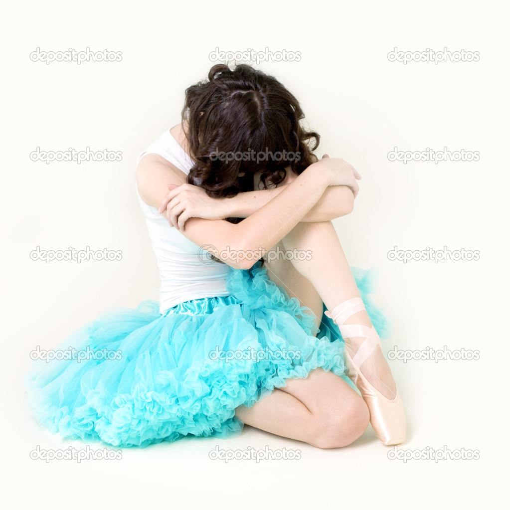 Ballerina — Stock Photo #1418535