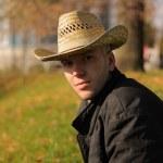 Cowboy — Stock Photo #1422542