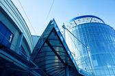 Moderno centro de negócios — Foto Stock
