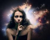 Universo interno — Foto de Stock