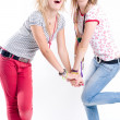 Funky girls — Stock Photo #1471430