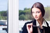 Geschäftsfrau — Stockfoto