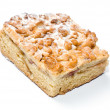 Royalty-Free Stock Photo: Piece of apple pie