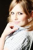Beautiful girl portrait — Stock Photo