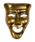 Comedy mask — Stock Photo