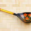 Stock Photo: Old traditional russispoon