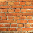 Old bricks wall — Stock Photo