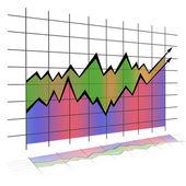 Diagram — Stock Photo