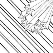 いくつかの星 — ストック写真