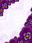 Várias flores — Foto Stock
