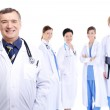 Team of medical doctors — Stock Photo #1462748