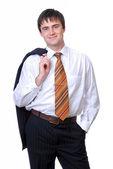 Successful business person — Stock Photo