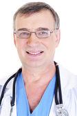 Senior male doctor — Stock Photo