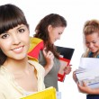 Female student - Stock Photo