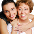 Daughter and mother — Stock Photo #1484509