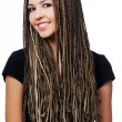 Royalty-Free Stock Photo: Style dreadlocks