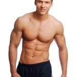 Health training body — Stock Photo