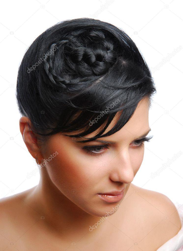 髪型女性夏
