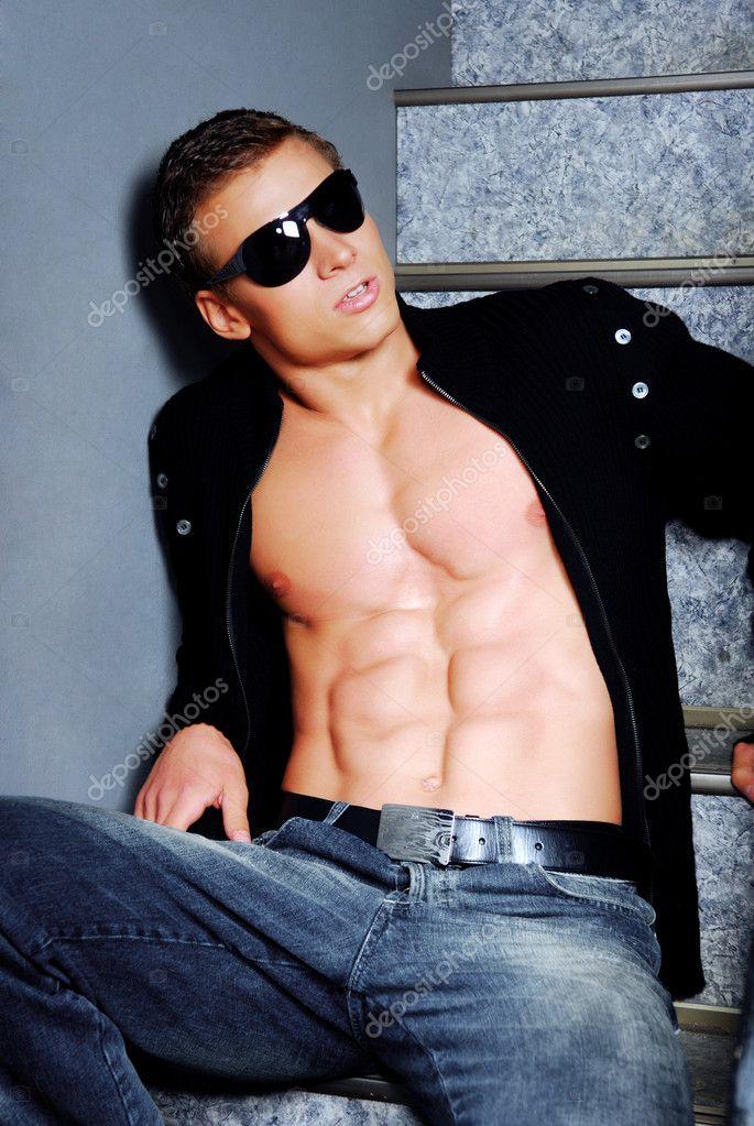 Сексуальный молодой парень, фото 1294107, снято 13 сентября 2007 г. (c