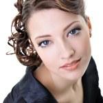 Beautiful woman face — Stock Photo #1504282