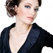 Elegance adult woman with beaity face — Stock Photo #1504314