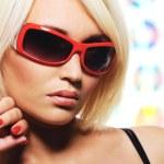 Fashion glamour woman — Stock Photo #1505832