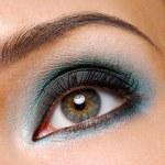 zeremonielle Make-up Mode — Stockfoto