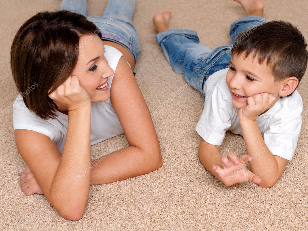 Спящий сын и мать фото 8 фотография