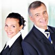 BUSINESS TEAM — Stock Photo #1520070