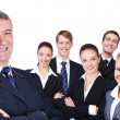 Business team — Stock Photo #1520083