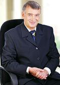 SENIOR BUSINESSMAN — Foto Stock