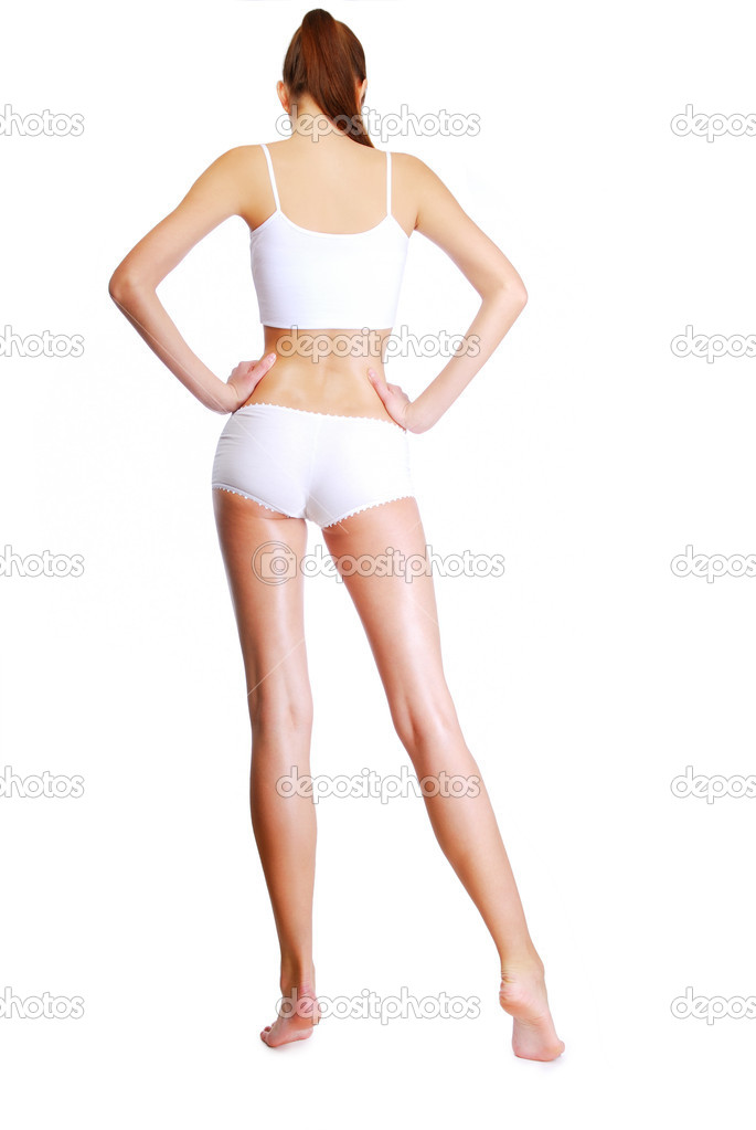 Тело женщины сзади фото 16 фотография