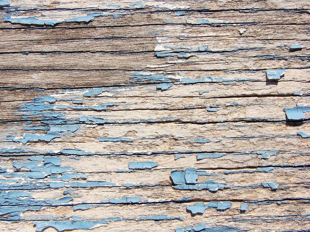 Peeling wood wallpaper - Exterior paint peeling concept ...