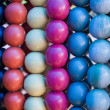 Royalty-Free Stock Photo: Colored beads