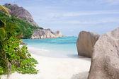 Beach in sunlite — Stock Photo