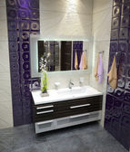 Nice bathroom — Stockfoto