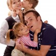 Happy family — Stock Photo #2552459