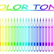 Stock Photo: Color tone