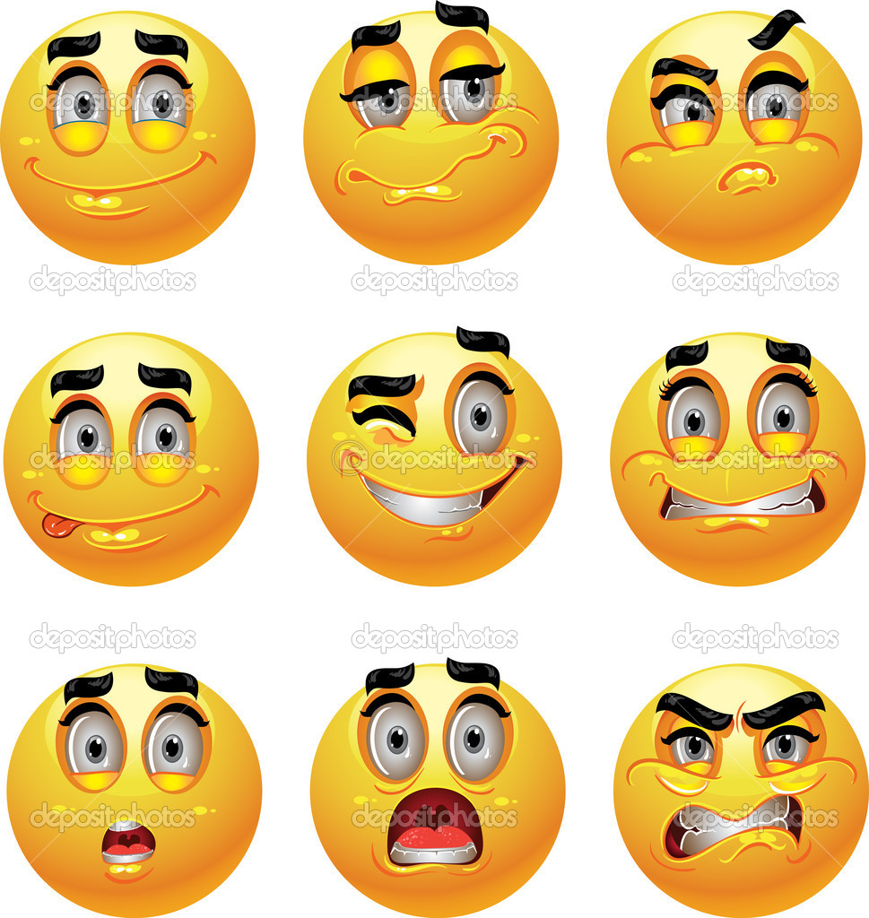 Emotion Smiles in Different Images